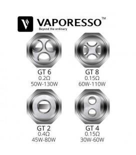 Résistance GT4 NRG / NRG SE Vaporesso