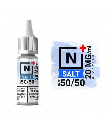 Booster aux sels de nicotine Nic Salt 20 mg / 10ml