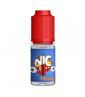 Booster 100% VG Nicup 18 mg / 10 ml