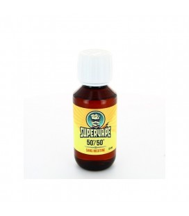 Base 120 ml 50/50 00mg Supervape