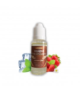 Arôme Fresh Strawberry EXAGON 20ml