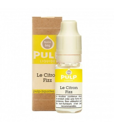 Le Citron Fizz 10 ml Fr - Pulp