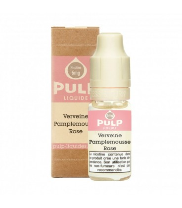 Verveine Pamplemousse Rose 10 ml Fr - Pulp