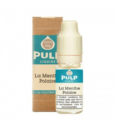 La Menthe Polaire 10 ml Fr - Pulp