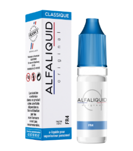 FR 4 10ml Fr - ALFALIQUID