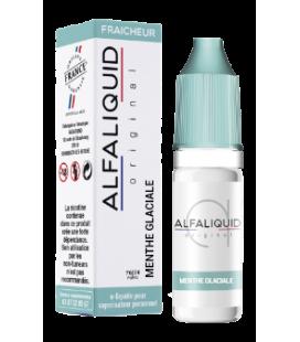 MENTHE GLACIALE 10ml Fr - ALFALIQUID