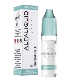 CHLOROPHYLLE 10ml Fr - ALFALIQUID