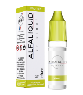 PECHE 10ml Fr - ALFALIQUID