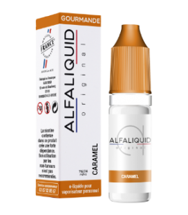 CARAMEL 10ml Fr - ALFALIQUID